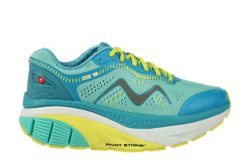quality design 4a250 a9f55 MBT Schuh Running Womens ZEE 18 W Aqua/Green - Produkte der ...