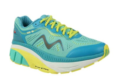 MBT Schuh Running Womens ZEE 18 W Aqua/Green