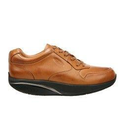 MBT Herrenschuh SAID 6S m Lace Up Tan
