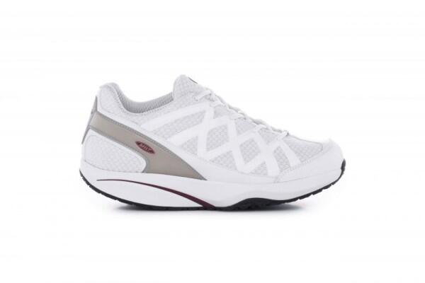 MBT Herrenschuh Sport4 m white